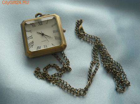 BS Часы на цепочке