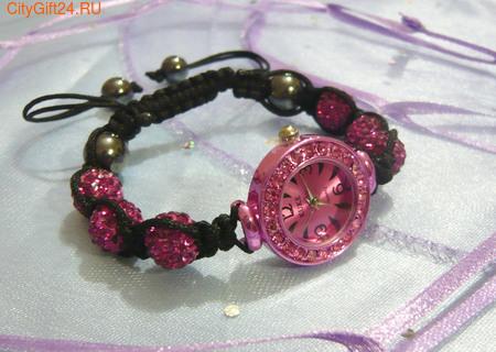 BS Часы с браслетом шамбала
