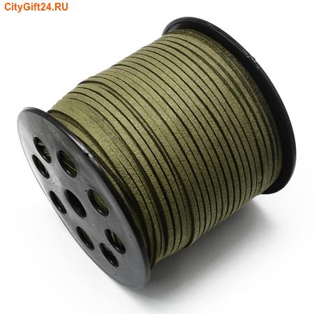 PH Шнур замшевый 3 мм