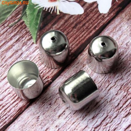 PH Концевик для многорядных бус 12*12 мм