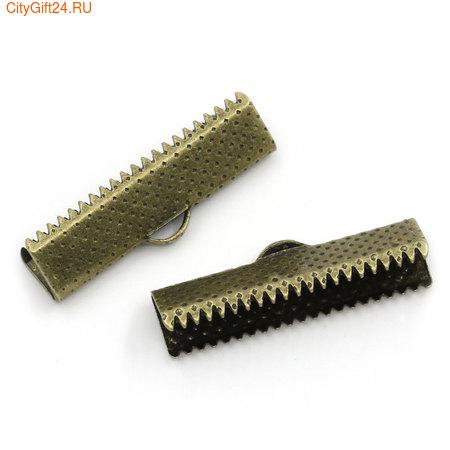 PH Концевик для шнура 25*8 мм