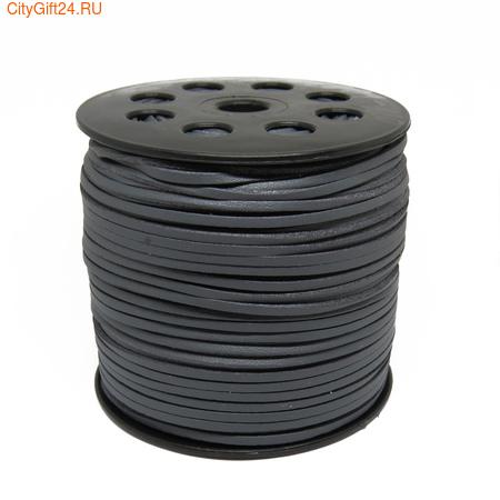 PH Шнур кожано-замшевый 3*1,5 мм