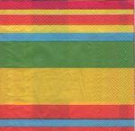 Vetta Салфетка для декупажа Цветные полоски