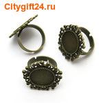 BS Заготовка для кольца с площадкой 14 мм