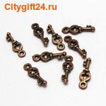 PH Подвеска ключик 16*4 мм
