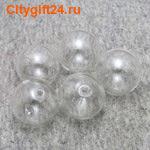 BS Бусина стеклянная 25 мм