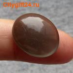BS Кабошон лунный камень 19*15*6 мм *