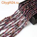 Fashion Jewelry Бусина белый агат 12 мм