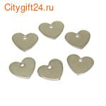 BS Кабошон розовый кварц 18*25 мм