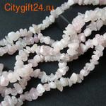 BS Каменная крошка кварц розовый