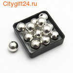 PH Бусина металлическая шар 8 мм