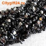 BS Каменная крошка чёрный агат