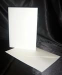 Fashion Jewelry Заготовка для открытки с конвертом А5