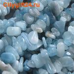 BS Каменная крошка аквамарин