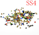 SN Стразы ювелирные 1,5*1 мм