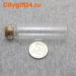BS Декоративная бутылочка 22*75 мм