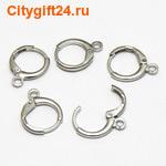 BS Кольца для серег 11*15 мм