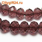 Fashion Jewelry Бусина граненая 12*10 мм