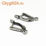 PH Подвеска сердце 10*6 мм