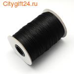 BS Шнур вощеный полиэстер 1 мм