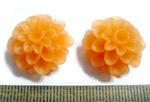 PH Кабошон акриловый цветочек 20 мм