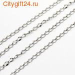 PH Декоративная цепочка стальная 4,5*2,5*0,4 мм*