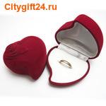 BS Коробка для кольца 61*59*42 мм