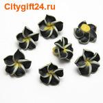 PH Бусина цветок 15*9 мм