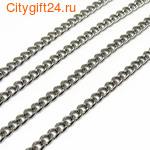 PH Декоративная цепочка стальная 6*4*1 мм*