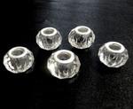 BS Бусина стеклянная Пандора 14*9 мм