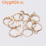 Fashion Jewelry Бусина бирюза винт 11*8 мм