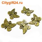 PH Подвеска бабочка 16*12,5 мм