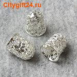 PH Шапочка для бус 15*12 мм