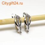 BS Бусина агат чёрный 12 мм (имитация)