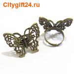 BS Кольцо бабочка