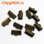 BS Концевик для шнура 13*7 мм
