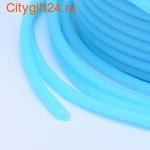 PH Шнур каучуковый полый 3 мм