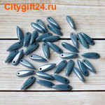 Бусина Daggers (лепесток) 3*11 мм