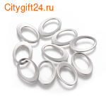 BS Подвеска агат резное сердце 25*30*9 мм *