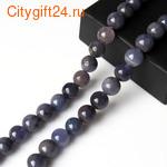 Серебряное кольцо с лабрадором 16,5 р-р *